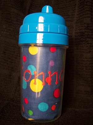 Bubbles Sippy Cup