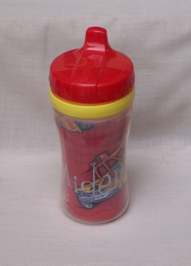 Construction Trucks Sippy Cup