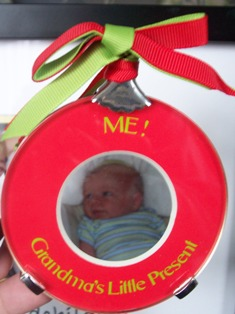 Grandma Photo Ornament