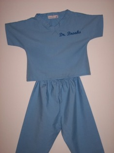 Baby's First Scrubs