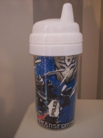 Transformers Sippy Cup