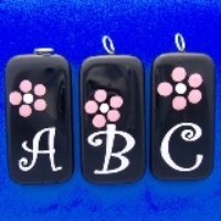 Initial  Dog Tags