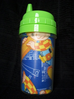 Bob the Builder Sippy Cup
