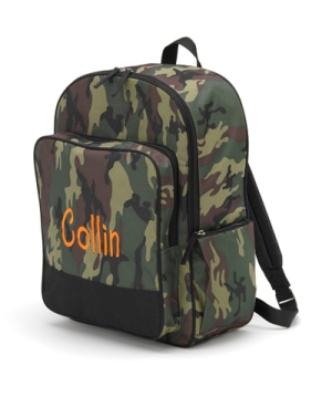 Tuff Stuff Camo Backpack