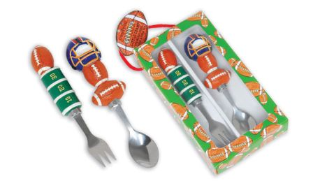 Sports Fork and Spoon Set