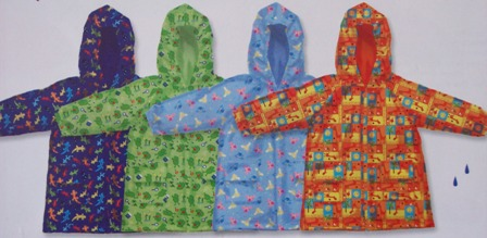 Toddler Raincoats